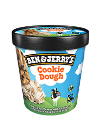 Cookie Dough Original Ice Cream Dessert Ice cream