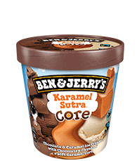 Karamel Sutra Core Dessert Ice cream