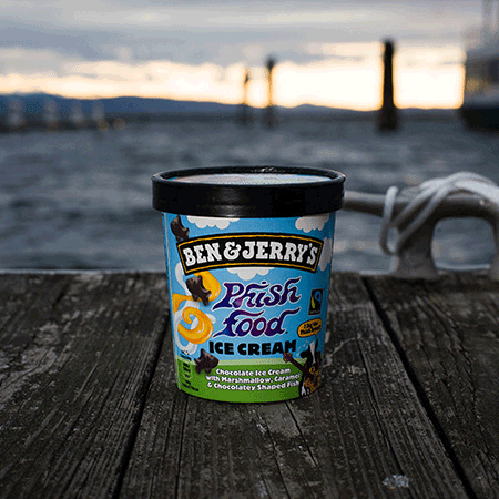 Support Clean Waterways on Ben & Jerry's Free Cone Day