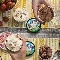 Top 6 Ben & Jerry's Flavours of 2020