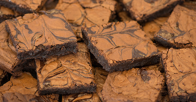Ben & Jerry's – brownies fra Greyston Bakery